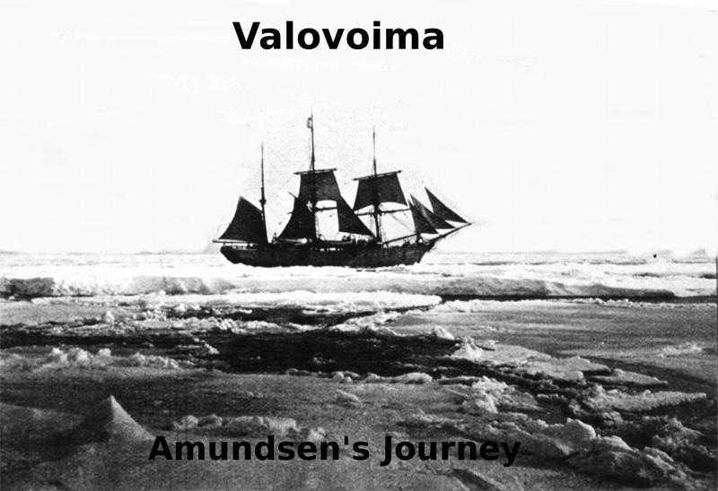 [KOVAWEB06] Valovoima - Amundsen's Journey