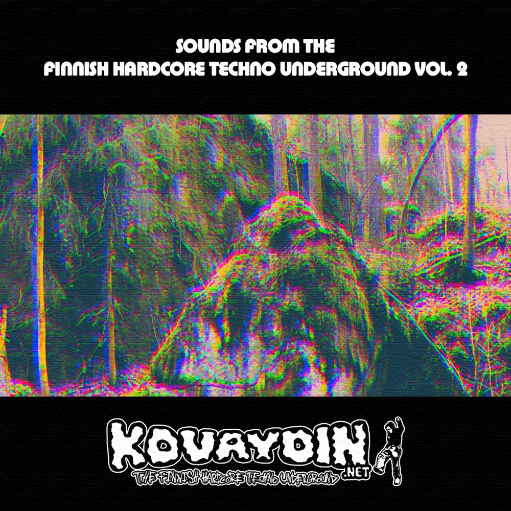 [KOVAWEB13] VA – Sounds from the Finnish Hardcore Techno Underground Vol. 2