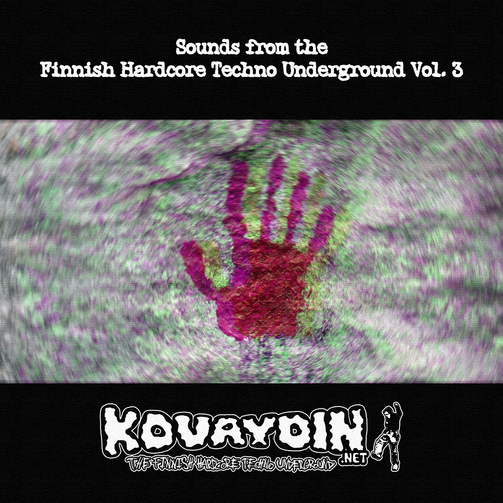 [KOVAWEB15] VA – Sounds from the Finnish Hardcore Techno Underground Vol. 3